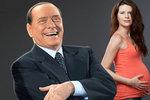 """Berlusconi naštval ženy: """"Matka nemůže být starostkou,"""" řekl na účet těhotné"""