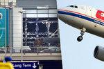 Do Bruselu v době teroru letěli i Češi. Museli zůstat zavření v letadle