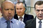 """Za útoky v Bruselu jsou Rusové, tvrdí Ukrajinci. """"Blbečci,"""" vypěnil Medveděv"""