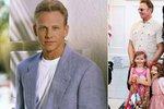 Steve z Beverly Hills 90210 ukázal svou dokonalou rodinku: Proboha, ten chlap snad nestárne!