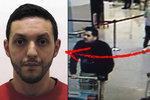 Radikál z letiště prý odhalen: Je to nejhledanější terorista, zabíjel i v Paříži
