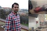 Čech, který přežil teror v Bruselu: Život mi zachránilo selhání bomby