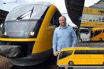 Žluté autobusy Student Agency končí: Od pondělí budou jezdit pod jinou značkou