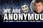 """""""Chová se jak diktátor."""" Anonymous se sešli s Babišem, dali páku a probrali EET"""