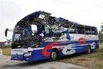 Na Kubě havaroval autobus s turisty: Dva mrtví a 28 zraněných