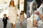 Ivanka Trump vypadá týden po porodu úchvatně: Postavu má jako lusk!