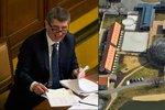 Vyzvídali v Bruselu kvůli Čapímu hnízdu? Babiš s náměstkem prý zákon neporušili