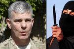 Plukovník o smrti džihádisty Johna: Zbyl z něj jen mastný flek na podlaze!