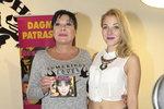 Patrasová přiznala: Dcera jí na zádech navždy zanechala památku!