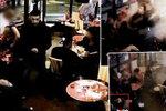 Děsivé video teroru: Takhle se Brahim Abdeslam odpálil v kavárně v Paříži!