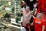 Černobyl nám zabil tátu, vzpomínají na katastrofu boxerští šampioni Kličkovi