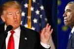 Obama varoval Trumpa před Flynnem: Můžou ho vydírat Rusové