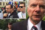 1. máj ONLINE: Demonstranti napadli štáb ČT. A Sládek chystá velkou dohodu