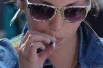 Čtyři zadržení: Průvod za legalizaci marihuany se neobešel bez komplikací
