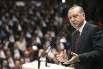 """Turecký prezident se pustil do EU. """"Chráníte teroristy,"""" vmetl Bruselu"""