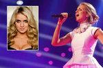 První Češka v Eurovizi Gunčíková: Takhle o ní píší ve světě!