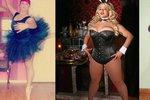 Baculatá tanečnice (30) si kvůli postavě nemohla splnit sen! Baletí aspoň na sociální síti