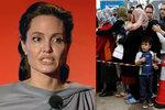 """""""Nikdo si nezaslouží být uprchlíkem."""" Jolie žádá Evropu o soucit s migranty"""