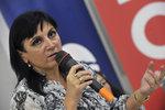 Samková přirovnala islám k nacismu. Turecký velvyslanec se zvedl a odešel