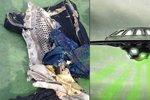 Piloti viděli UFO poblíž místa, kde se zřítil let MS804 se 66 lidmi