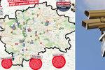 Kde v Praze na šoféry číhají radary? Riskovat se nevyplatí na desítkách míst