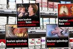 Cigarety zdraží zhruba o dvě koruny. Kvůli drsným krabičkám i vyšší dani