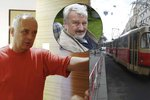 Manžel oběti z tramvaje č. 17 šokoval smířlivostí: Co o něm řekl psycholog?