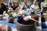 Milovníci čaje v Praze už poosmé: Na Vyšehradě proběhne o víkendu Čajomír Fest