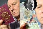 Brit dostal nový pas a zděsil se: Na fotografii vypadá jako Adolf Hitler!