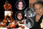 Boxerské eso Muhammad Ali a jeho harém: Byl plodný nejen v ringu, ale i v posteli