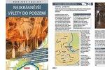 Recenze: Nejkrásnější výlety do podzemí a 40 klenotů bez slunce