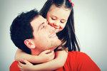 Vztah s tátou se buduje od malinka