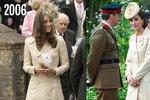 Britská vévodkyně Kate (34) recykluje: 10 let nosí stejný kabát!