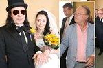 Aleš Brichta se oženil: Podivná přání do života od Jandy a Fanánka!
