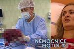 Petra (38) z Motola: V těle měla nádor velký jako míč