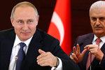 Turci Rusům za sestřelené letadlo asi i zaplatí. Erdogan se Putinovi už omluvil