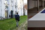 Umělcům v Praze hrozí, že skončí s díly na ulici. V Karlíně zboří síně a ateliéry