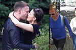 Manžel Jeníčkové přistižen s Melíškovou! Vendulka utěšitelka asi bude potřebovat utěšit