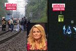 Nešťastnice (†34) se nechala přejet vlakem na stejném místě jako Iveta Bartošová (†48)!