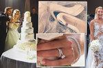 Pohádková svatba tenistky Cibulkové: Ženich u oltáře plakal! Celý příběh jejich lásky