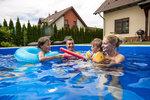 Srdce bazénu nesmí být malátné
