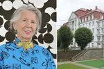 Milionářka a mecenáška Meda Mládková (96) je v rukou pečovatelek! Sanatorium jí doporučil lékař