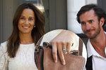 Pippa Middleton je zasnoubená! Nejslavnější zadeček ulovil milionář