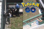 """Pokémon Go zachránila životy 2 mužů v Praze: """"Objevil jsem bezvládná těla,"""" popsal hráč"""