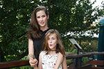 Bernášková ukázala dceru s amputovanou nohou. Byl to fór, vysvětlila pak