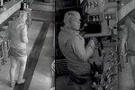 """Zavřeli ji v baru: Dívka se zdarma najedla, napila, ukradla """"kasírku"""" a vyskočila z okna"""