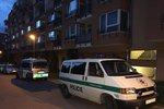 Muž zabil v Hloubětíně přítelkyni a čekal týden, než její smrt ohlásil
