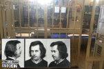 Navštívili jsme celu Václava Havla v pankrácké věznici: Dnes je z ní obchod