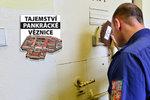 """4,5 roku """"cepuje"""" kriminálníky: Vězni to zkouší, drží hladovku, vyhrožují, popsal dozorce z Pankráce"""