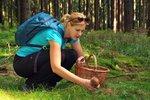 Vyrážíte na houby? Máme pro vás do lesa módní tipy i košík rad